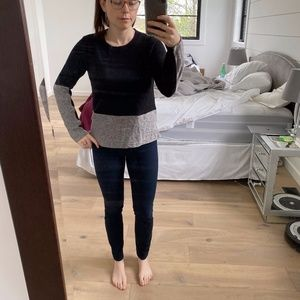 J Crew Cashmere and Wool Sweater